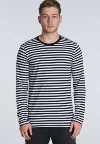 Match Stripe Longsleeve