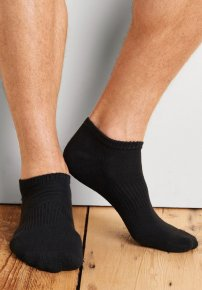 No Show Socks 6 Pack